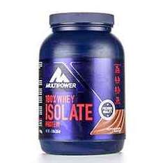 Holland and Barrett - Multipower 100% Whey Isolate Protein Powder Rich Chocolate 725g  £9.25 was £36.99