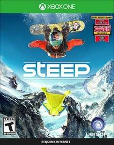Steep(Xbox One/PS4) £14.99 @ Ubisoft Store plus £9 delivery