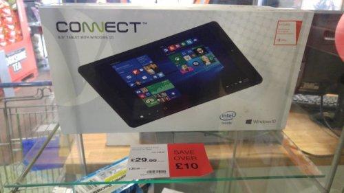 """Viglen Connected Windows Tablet 8.9"""" £35.99 - JTF"""