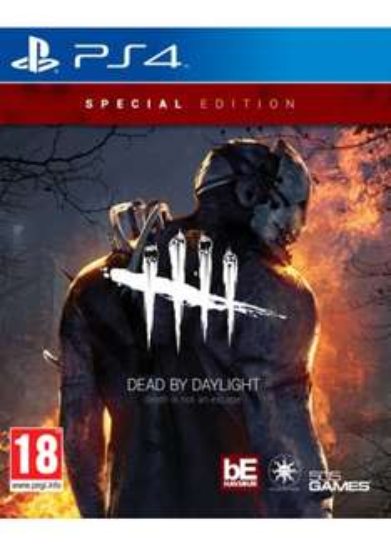 Dead by daylight PS4 pre order £20.85 @ Base