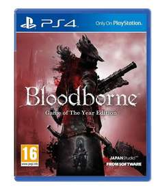 Bloodborne - Game of the Year ps4 - £19.99 @ go2games