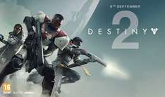 [PS4 & XBOX] Destiny 2 pre-order for £39.85 (with code) - SimplyGames