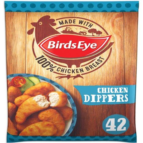 Birds Eye Crispy Chicken Dippers (42 per pack - 770g) ONLY £3.00 @ Asda