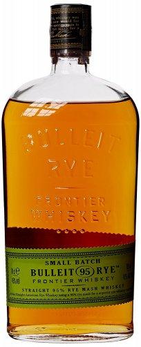 Bulleit Bourbon Rye Whiskey 45% vol 70cl  £20.00  amazon