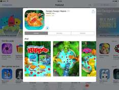 Hungry hippos for IOS - Totally free (not even inapp rubbish)