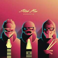 Free Album  -   Stick Men (Tony Levin, Markus Reuter and  Pat Mastelotto)  - KONNEKTED (Free Download)  @  Bandcamp