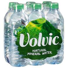 Volvic 6 x 500ml Only £1 Premier Stores
