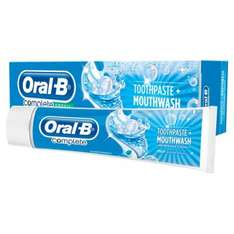 Oral B Complete Toothpastes 100ml £1 @ Tesco (from tomorrow)