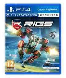 Rigs Mechanized Combat League VR (PSVR) £11.99 used @ Grainger games