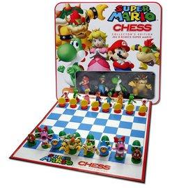 Super Mario Collector's Chess Tin (Was £39.99) £19.99 @ Game