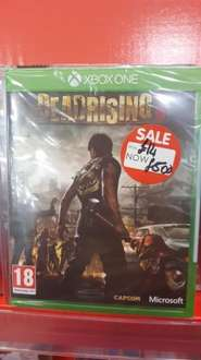 Dead Rising 3 (Xbox One) ONLY £5 instore @ Asda