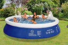 8ft High Quality Inflatable Pool For £20. Easy Inflate. £19.99 / £24.98 delivered @ Wowcher