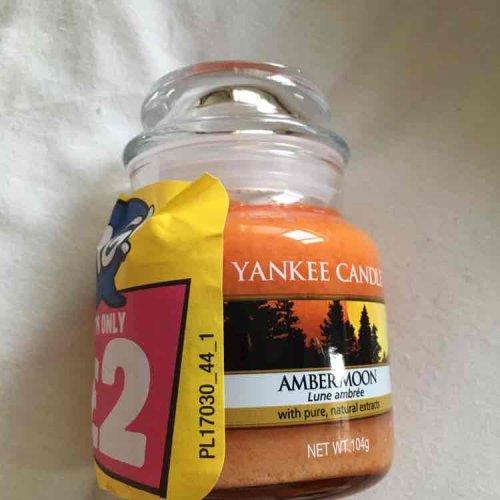 Small Yankee Candle Jars - £2 instore @ Poundland