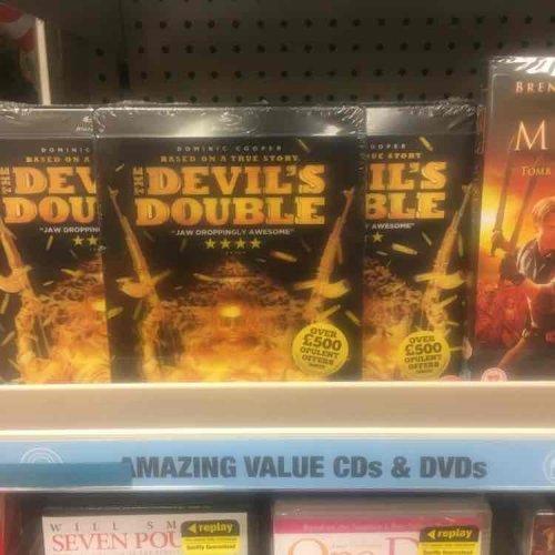 The Devils Double - Bluray - £1.00 @ Poundland