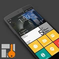 SquareHome Key - Launcher: Windows style (was £3.69) £1.89 @ Google Play Store