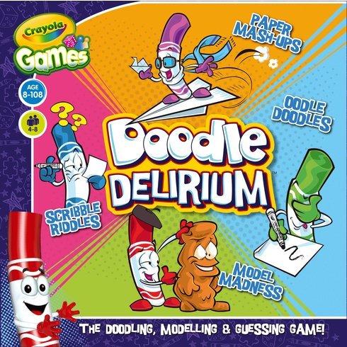 Crayola Doodle Delirium (Was £7) £3 @ Smyths (In-store +Online)