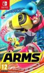 Arms for Nintendo Switch £39.99 delivered @ Graingergames