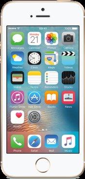 Double Storage!! iPhone SE 64GB £9.99 + £17.99p/m - 1GB data (£441.75) @ e2save