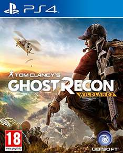 Tom Clancy's Ghost Recon: Wildlands (PS4) @ Amazon £29.99 on prime