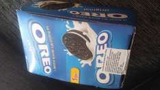 OREO cocoa biscuits with vanilla filling 24 units 19g each- £1.00 at Poundland