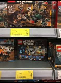 Star wars Lego reduced to just £2 Asda instore