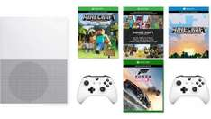Xbox One with Minecraft, Controller and Forza 3 £209 - Microsoft Store