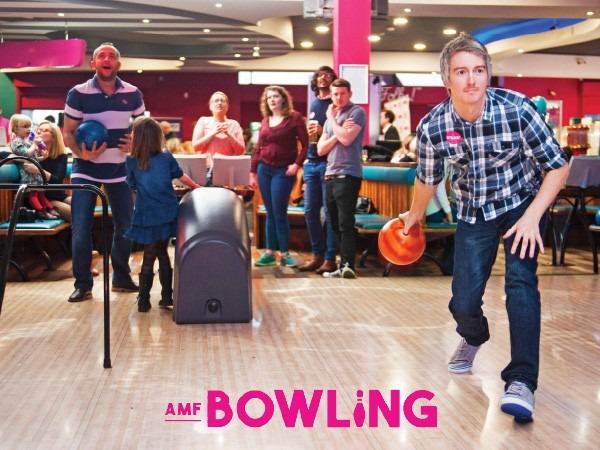 2 games of bowling for £5.75 AMF Bowl Bury via key 103
