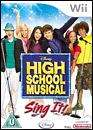 Wii - High School Musical : Sing It (With Microphone) - £14.99 Delivered @ HMV (4% Quidco)