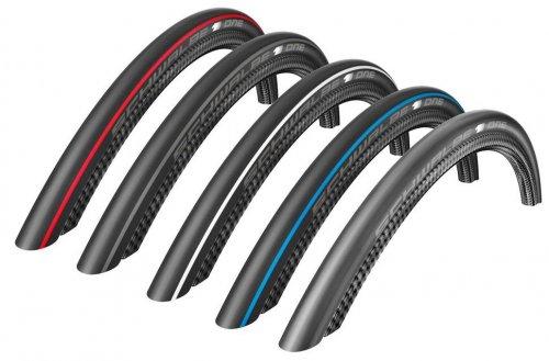 Schwalbe One Road Tyre V-Guard (700x23C Folding) - £24.99 @ CRC