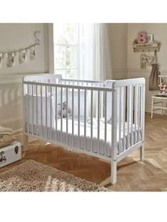 Little Acorns Classic Cot Baby Cot Bed - £79.99 @ Very