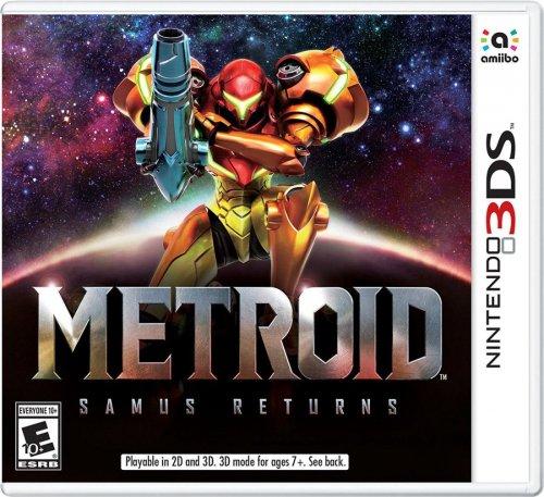 Metroid: Samus Returns (Nintendo 3DS) £34.85 @ ShopTo