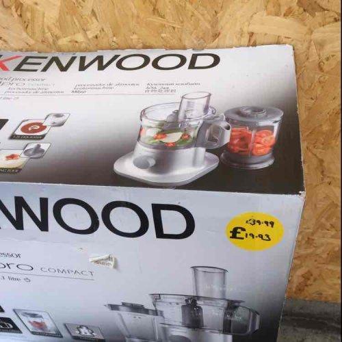 KENWOOD multipro FFP225 Reduced £19.93 at Robert dyas instore