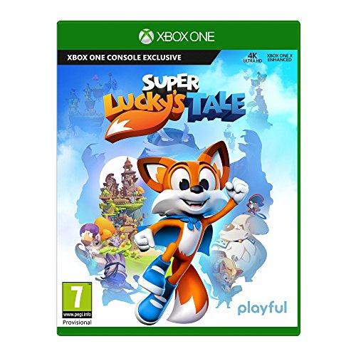 Super Lucky's Tale Xbox One Pre-Order £17.99 Prime / £21.98 Non Prime @ Amazon Release Nov 7th