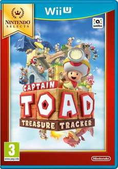 Captain Toad: Treasure Tracker [Wii u] (Selects) £12.95 @ Coolshop