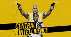 Central Intelligence in HD £4.99 google play