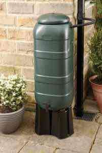 100L water butt rain saver kit £19.99 @ Wickes