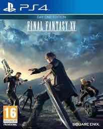 Final Fantasy XV (PS4) £14.99 used @ Grainger games