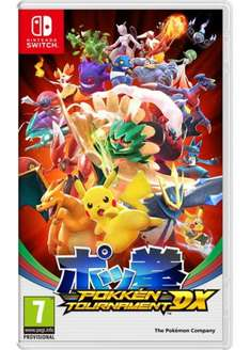 Pokken Tournament DX (Nintendo Switch) £42.75 @ Base