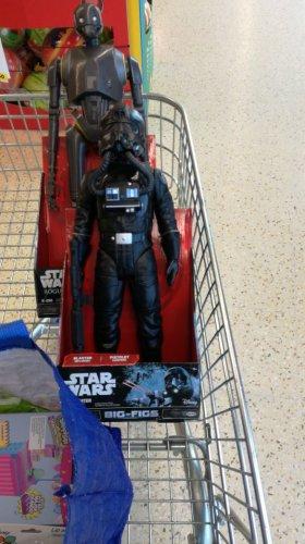Star Wars Big-Figs @ tesco £4 instead of £19.99