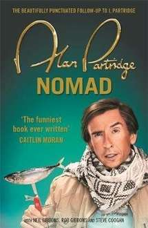 Alan Partridge: Nomad - £3.85 delivered @ The Book Depository