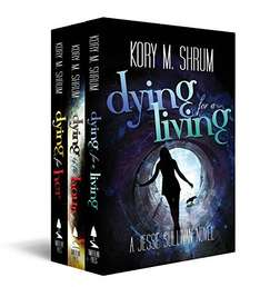 Superb Sci-Fi Box Set Trilogy (Saving £4.71)   -   Dying for a Living Boxset: Books 1-3 of Dying for a Living series Kindle Edition  - Free Download @ Amazon