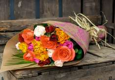 Flowers with Free Delivery from £9.99 @ Home Bargains
