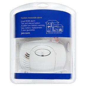 First Alert Carbon Monoxide Alarm £7.80 @ Waitrose