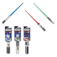 Star Wars: The Force Awakens Extendable Lightsabers £1.99 @ Argos (Free R+C)