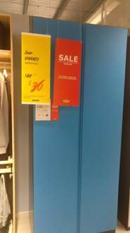 IKEA Nottingham? Loads on offer Doors from £5! Chest of Drawers reduced by £100