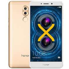 Huawei Honor 6X BLN-AL10 3GB RAM 32GB Dual camera and Dual SIM 4G SIM@ FREE/ UNLOCKED - Gold £159 delivered Global central.co.uk