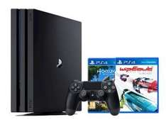 ps4 pro with Horizon zero dawn and wipeout omega collection £349.99 @ graingergames £349.99