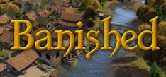 Banished 75% off on Steam.