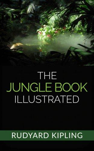 Rudyard Kipling - The Jungle Book - Illustrated Kindle Edition  - Free Download @ Amazon