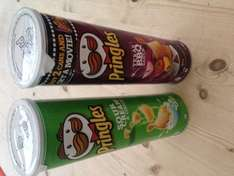 Pringles (proper ones not new version) £1  Poundworld